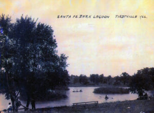 Santa Fe Park Lagoon