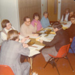 Darien Volunteer Library Board, 1979