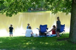 Family Fun at Willow Pond