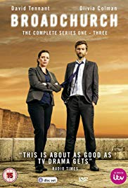Broadchurch. The Complete Series (2013-2017) TV-MA