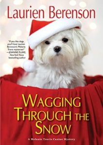 Wagging Through the Snow by Laurien Berenson (2017)