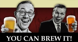 You Can Brew It Banner