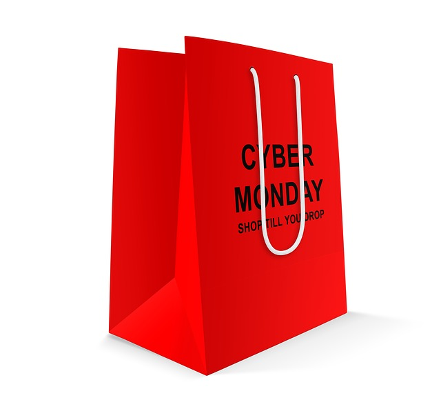 Sale Promotion Discount Advertising Cyber Monday