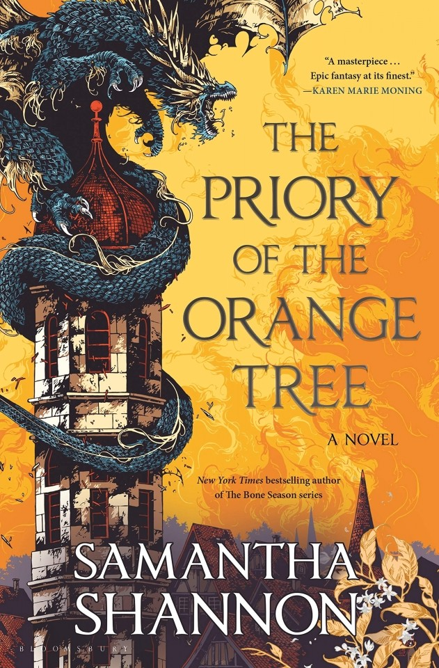 The Priory of the Orange Tree by Samantha Shannon (2019)