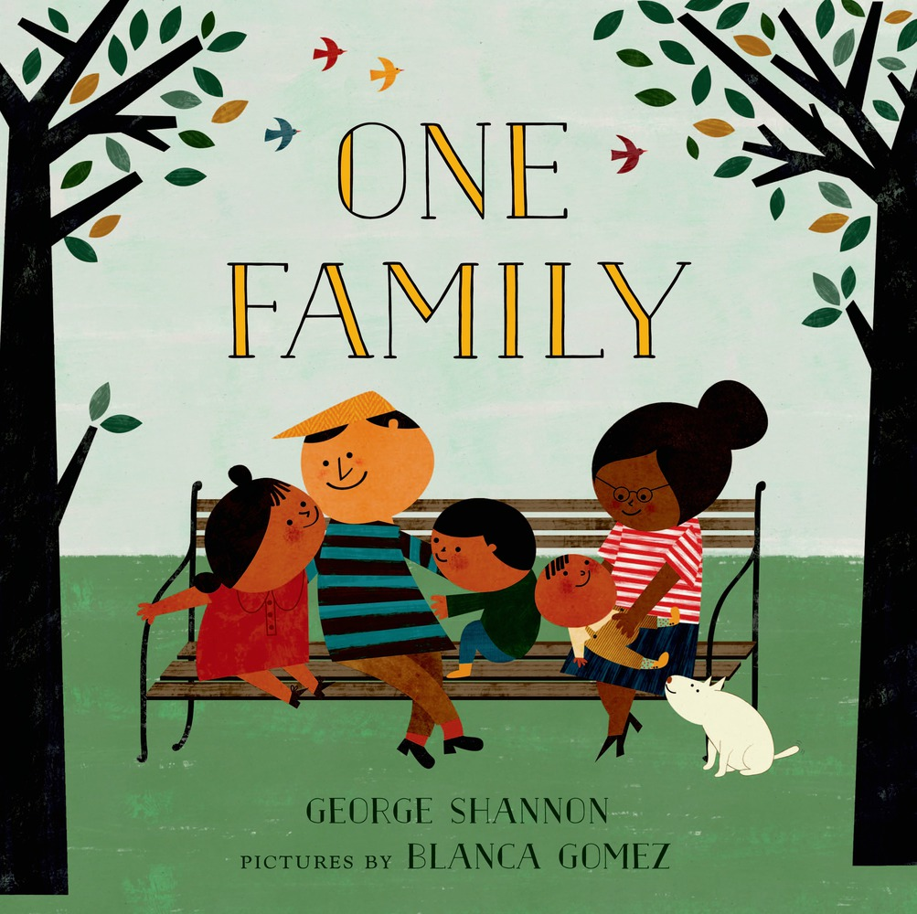 One Family, Book Cover
